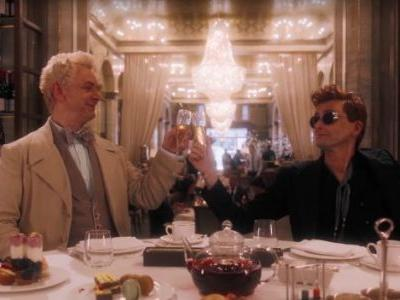 'Good Omens' Trailer: David Tennant and Michael Sheen Team Up to Stop the Apocalypse