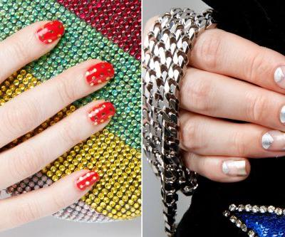 Easy DIY nail ideas for a party-perfect manicure