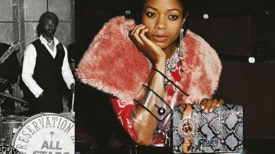 Naomie Harris, Kate Moss and More Star in Miu Miu's Rich, New Orleans-Set Fall 2017 Campaign