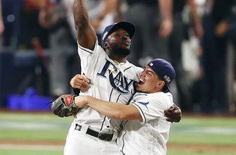 Rays celebrate, look forward to second World Series appearance in franchise history