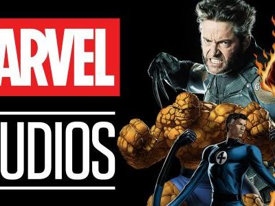 Disney CEO Confirms X-Men & Fantastic Four Will Join MCU