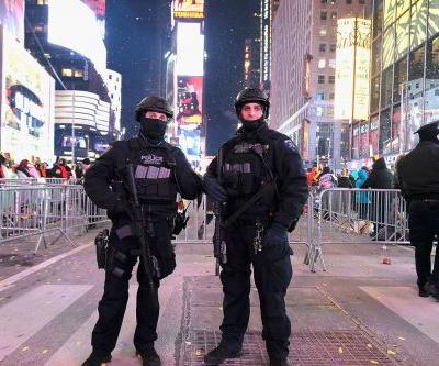 New York City cops will fly a drone over the New Year's Eve celebration at Times Square