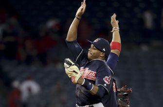 Indians roll on, beat Angels 6-3 for 25th win in 26 games