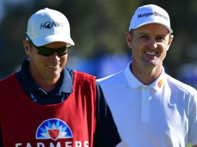 Farmers Insurance Open: Justin Rose ties 54-hole record to take lead into final round