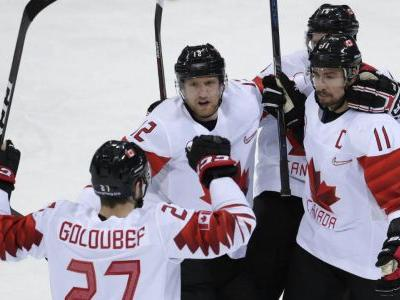 Canada tops Czech Republic to win bronze in men's hockey