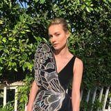 Brie Larson's MTV Movie & TV Awards Look Came With a Giant Butterfly Wing, and OMG Where Can I Get One?