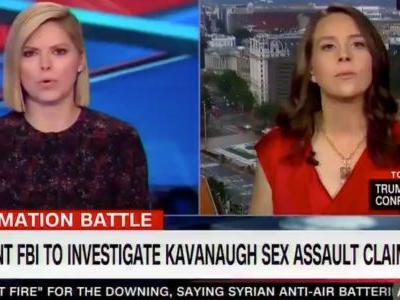 Spokeswoman for group supporting Kavanaugh says sexual assault allegations could have been 'rough horseplay'