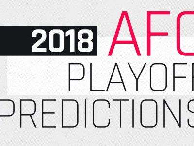 AFC playoff predictions: New challengers threaten Patriots' streak of title games