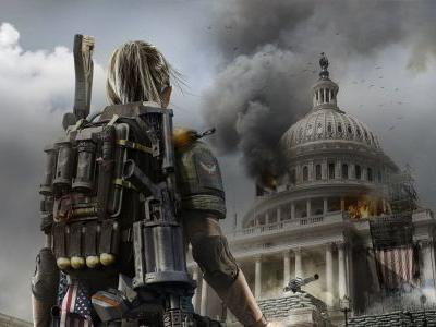 The Division 2's day-one patch size is out of control on PS4