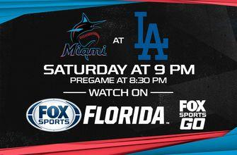 Preview: Sandy Alcántara looks to help Marlins bounce back against Dodgers