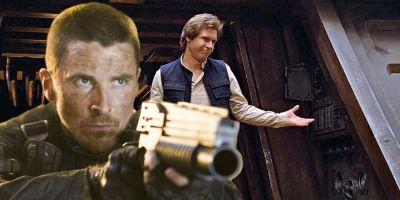 Christian Bale Was Considered for Woody Harrelson's Han Solo Movie Role