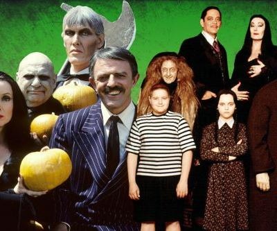 Hulu Is Your Addams Family HQ This Halloween