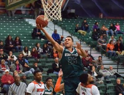 Toolson's 23 lifts Utah Valley by Rio Grande Valley to stay perfect in WAC
