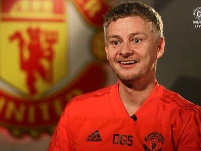 FULL TRANSCRIPT: Solskjaer's first quotes as Manchester United manager