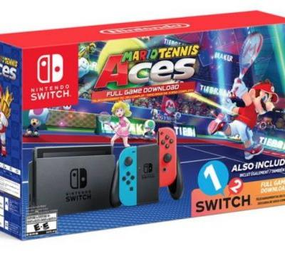 Nintendo Unveils New Walmart Exclusive Switch Bundle