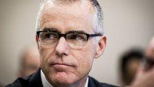 Former FBI Deputy Director Andrew McCabe Is Fired 2 Days Before Retirement