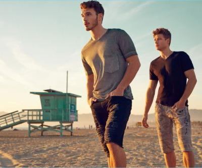 Survivor's Michael Yerger Stars in Rock Revival Spring '18 Campaign