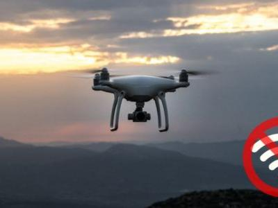 DJI Launches Privacy Mode for Flying Drones Offline