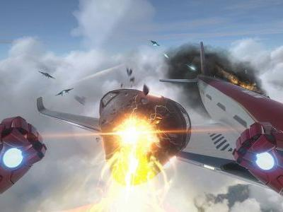 Marvel's Iron Man VR Demo Recently Received A Backend Patch