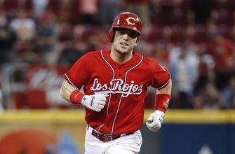 Reds' Gennett wins in arbitration, players beat clubs 12-10