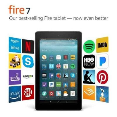 Amazon Fire Tablet 7 Giveaway