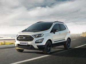 2020 Ford EcoSport BS6 Diesel And Petrol Compact SUV Launched In India