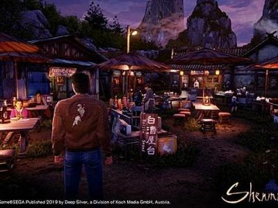 Looks Like Shenmue 3 Backers Won't Get Season Pass or Deluxe Edition Bonuses