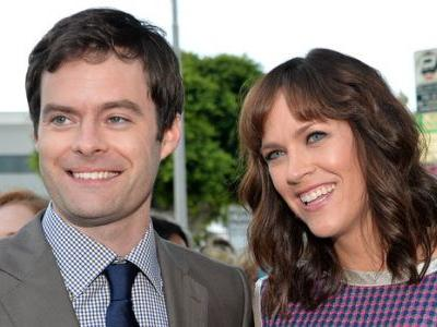 'SNL' Alum Bill Hader And Wife Maggie Carey Split After 11 Years Of Marriage