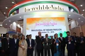 Ministry of Tourism India takes part in CITM, Kunming, China