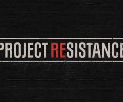 Resident Evil Gets A New Project Resistance Trailer
