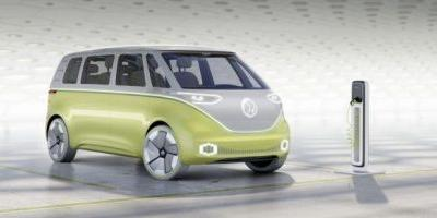 Volkswagen I.D. BUZZ reboots Microbus as self-driving EV