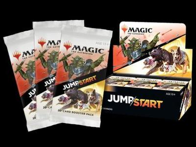 MAGIC: THE GATHERING Is Getting a Cool New Format This Summer with Jumpstart