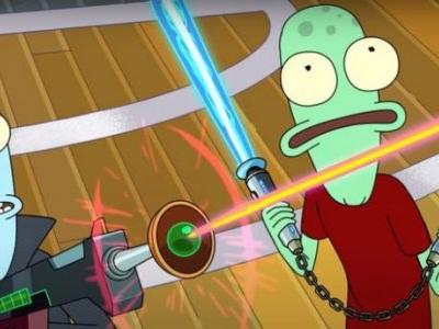 'Solar Opposites' Interview: Justin Roiland on Sci-Fi Gadgets, Hilarious Human Death, Potential Pupa Merchandise, Serial TV & More