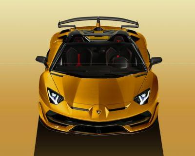 Lamborghini Aventador SVJ Roadster Pretty Much Confirmed