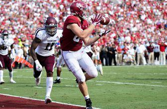 No. 1 Alabama takes down Texas A&M 45-23