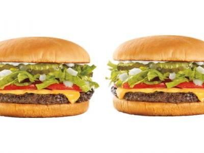 Sonic's Half-Priced Cheeseburger Deal On April 10 Is A Juicy Bite For Your Next Meal