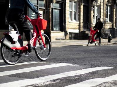 Pedal to the metal: Uber buys an e-bike sharing startup
