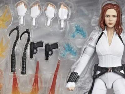 New 'Black Widow' Merchandise Includes LEGO, Funko POPs, Marvel Legends, NERF Roleplay & More