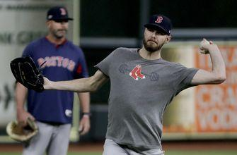 Red Sox ace Sale ready to make next postseason start