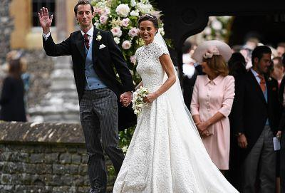 The Secret to Pippa Middleton's Youthful Wedding Day Look, Revealed