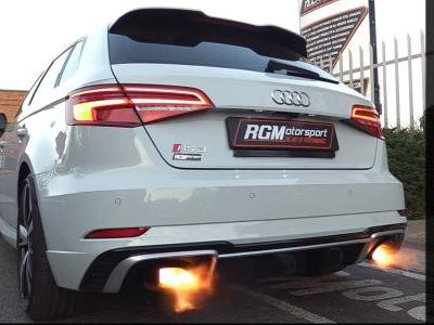 Local Tuner RGMotorsport Give Audi RS3 Sportback 484 HP Of Grunt