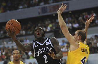 Nets sign Prince to contract extension after good preseason