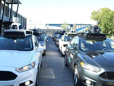 The race to create a self-driving taxi fleet just took a bizarre turn with a $1 billion bet on Lyft led by Alphabet