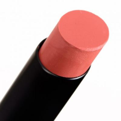 MAC x Robert Lee Morris Persimmon, Pumpkin, Pomegranate Mattene Lipstick Reviews, Photos, Swatches