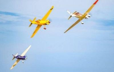 Thailand gears up for Air Race 1 World Cup Thailand 2017
