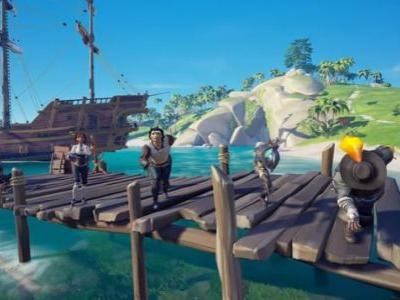 Sea of Thieves Kraken Boss' First Images Leaked