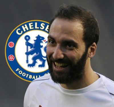 Chelsea complete loan move for Higuain