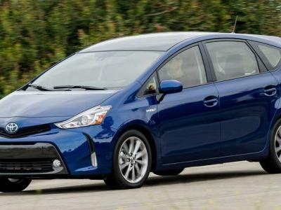 Toyota's Pulling The Prius V From The US Market