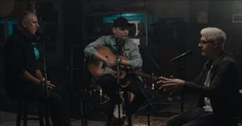 Bless The One' Mack Brock With Matt Maher Acoustic Performance