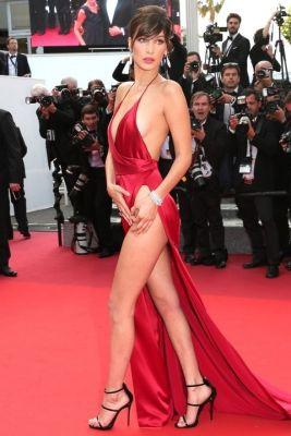 A Look Back At Bella Hadid's Most Naked MomentsFrom shower